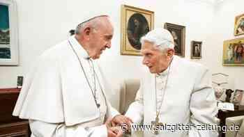 Kirche: Streit über Zölibat: Machtkampf zwischen Papst und Ex-Papst