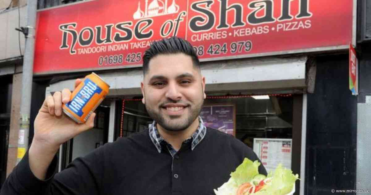 Curry House Reveals Hilarious Just Eat Request For Husband