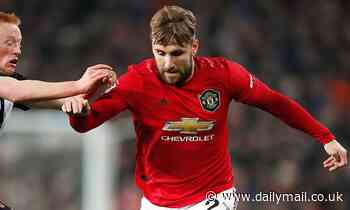 Manchester United full-back Luke Shaw 'wanted by Leicester as Ben Chilwell replacement'