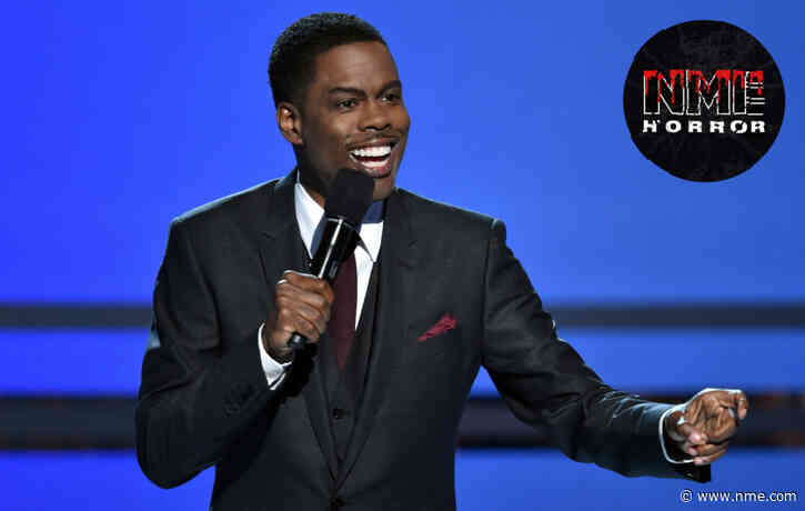 """Chris Rock teases his """"really scary and really bloody"""" 'Saw' reboot"""