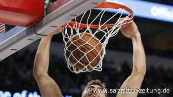 Basketball: Klarer Sieg für Kleber und die Mavericks in der NBA