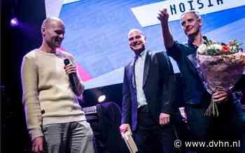 Noisia ontvangt Lifetime achievement award tijdens Popgala Noord