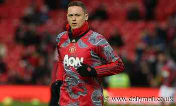 AC Milan 'in discussions with Man United over signing Nemanja Matic'