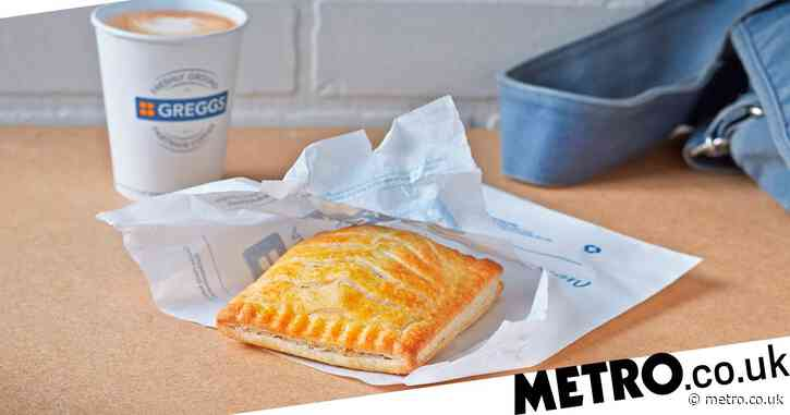 Greggs Officially Partners With Just Eat For Nationwide