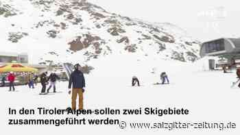 """Streit um die Tiroler """"Gletscher-Ehe"""""""