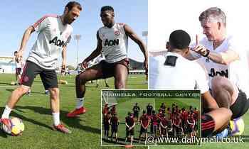 Manchester United considering warm weather break in Marbella