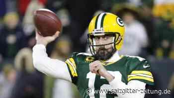 NFL: Duell um Super-Bowl-Einzug öffnet bei Rodgers alte Wunden