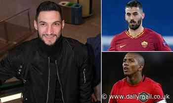 Matteo Politano set to join Roma in swap deal for Inter Milan's Leonardo Spinazzola