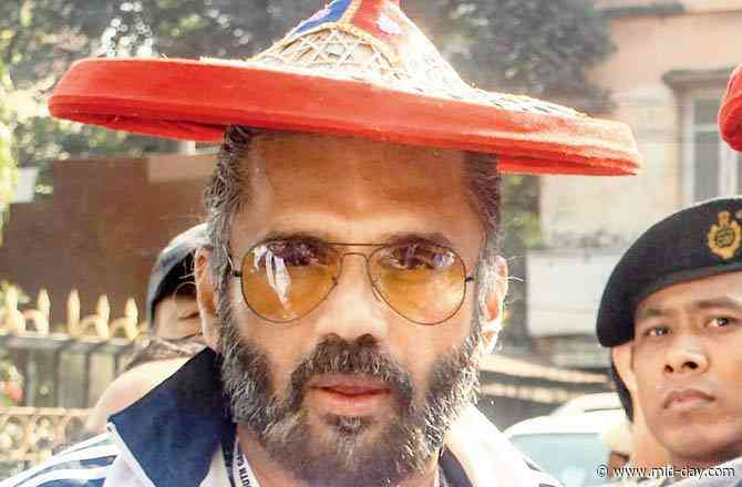 Suniel Shetty hopes to clean up sports from the menace of doping!