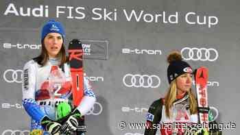 Ski alpin: Ski-Duell Shiffrin-Vlhova wird giftiger - Keine Freundschaft