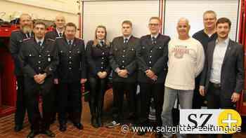 Sieben Neue in Ribbesbütteler Feuerwehr