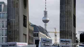 Studie: Mietendeckel hat Folgen über Berlin hinaus