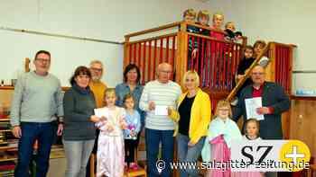 Kindergärten in der Samtgemeinde Heeseberg erhalten Spende