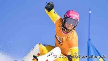 Vierter Sieg in Serie: Snowboarderin Hofmeister verblüfft im Weltcup