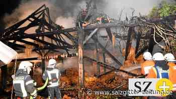 Brandstiftung in Gemeinde Meine – Anklage liegt vor