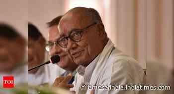 PM should clarify on Zakir Naik's 'offer' claim: Digvijaya Singh
