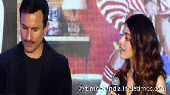 Alaya Furniturewala opens up about her debut with Saif Ali Khan in 'Jawaani Jaaneman'