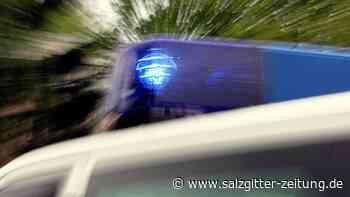 Fahrerflucht nach Zaun-Unfall in Salzgitter-Bad