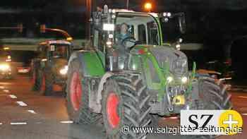 Landwirte fahren erneut zur Demo nach Hannover