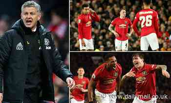 Why Manchester United simply cannot afford to lose their FA Cup replay with Wolves