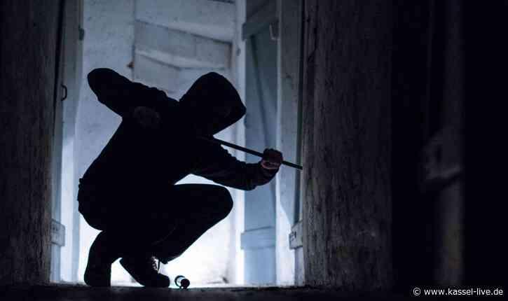 Einbrecher in Kasseler Innenstadt unterwegs