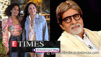 Neena Gupta opens up on giving birth to daughter Masaba Gupta out of wedlock; Amitabh Bachchan mourns Ritu Kapoor Nanda's demise, and more...