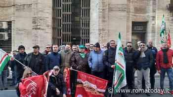 """Il calvario dei vigilantes della Secur, in 350 senza stipendio da mesi: """"Lavoratori e famiglie allo stremo"""""""