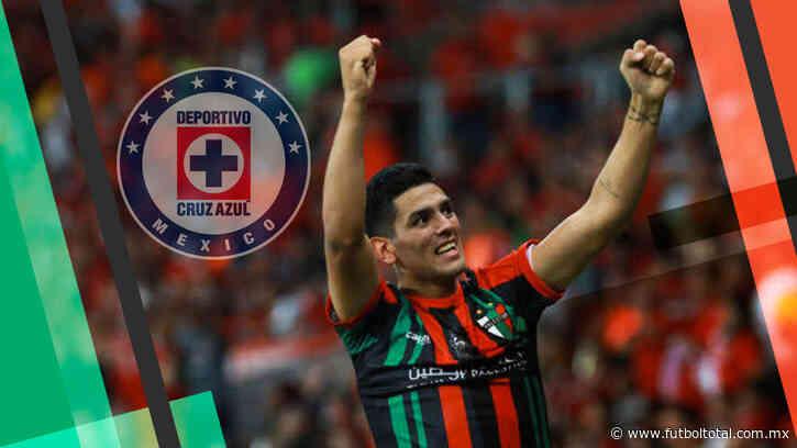 Lucas Passerini, sería nuevo jugador de Cruz Azul