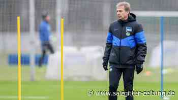 Hertha-Coach: Klinsmann sieht Entspannung bei Trainer-Lizenz