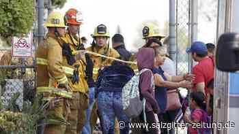 Kurz nach dem Start: Jet lässt Treibstoff über US-Schulen ab: Rund 40 Verletzte