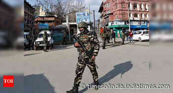 Terrorists using encrypted mobile communications to reactivate cadre in Kashmir: Govt