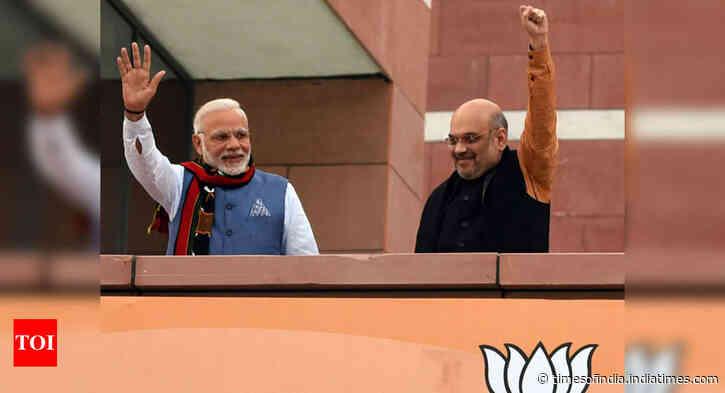 BJP received 1,450 crore through electoral bonds in 2018-19, Cong 383 crore: ADR