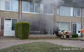 Woningbrand in Stadskanaal