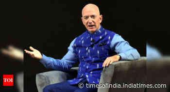 Amazon 'best place to fail', says Jeff Bezos