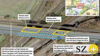 Brücken unter Salzgitters Industriestraße Mitte werden ersetzt