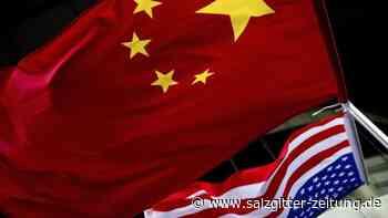 Unterzeichnung im Weißen Haus: Entspannung im Handelskrieg: China und USA vor erstem Deal