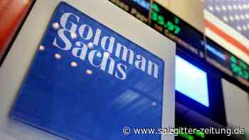 Zinsen quälen Bank of America: Rechtskosten belasten Goldman Sachs