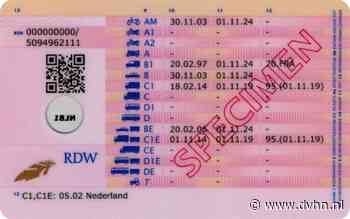 Proef met bezorging rijbewijs en paspoort Het Hogeland