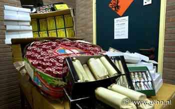 Inwoner Oude Pekela over 600 kilo illegaal vuurwerk in zijn huis: 'autorijden is ook gevaarlijk'