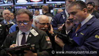 SP, Dow open lower as banks weigh