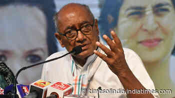 Why Modi, Shah not condemned Zakir Naik's claims of being offered return deal: Digvijaya Singh