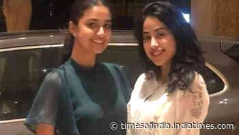 When a crying Janhvi Kapoor phoned 'Mahanati' actress Keerthy Suresh