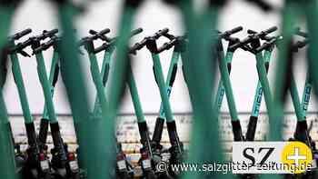Reglementierte E-Scooter für Wolfsburg geplant