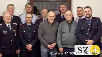Ortsfeuerwehr Wedtlenstedt rückte zu 18 Einsätzen aus
