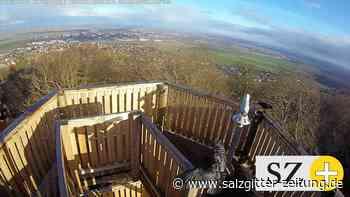 Webcam zeigt Turm-Aussichten von Burg Lichtenberg
