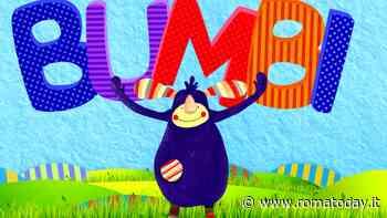 """""""Bumbi"""", il simpatico pupazzo amato dai bambini a Romaest"""