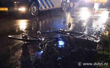 Fietser gewond bij aanrijding met auto op Langeleegte in Veendam