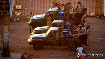 Sudan's ruling council calls revolt by members of country's intelligence agency a 'coup'