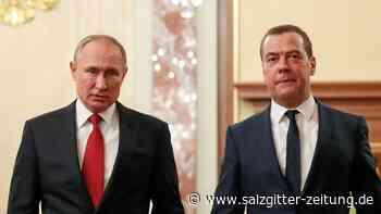 Verfassungsänderungen: Aus für russische Regierung: Das ist der Medwedew-Nachfolger