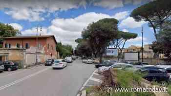 Incidente a Villa Ada: scontro tra un'auto ed una bici, ferito ciclista
